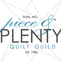 Piece and Plenty Quilt Guild in Rolla