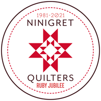 Ninigret Quilters in Westerly