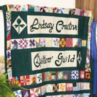 Lindsay Creative Quilters Guild in Lindsay